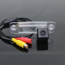 For Hyundai Neo Fludic Elantra 2006~2010 / HD CCD Night Vision Reverse Back up Camera / Car Parking Camera / Rear View Camera