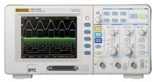 Rigol DS1052D 50MHZ with 16-channel digital oscilloscope logic analyzer