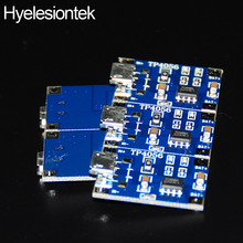 5pcs TP4056 5V 1A Lithium Battery Micro USB Convert Port Charging Board Module Lipo Battery Charger Module TP4056 Charge Sheet(China)