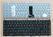 100% New Russian  Keyboard FOR HASEE DNS Clevo K610C K650D k590C K570N RU laptop keyboard