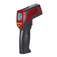 UA750 Digital laser Infrared IR Thermometer Gun Temperature Tester Pyrometer termometro W/ LCD Backlight -32~530C(-26~986F)(China)