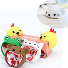Round Cute Cartoon Animal Baby Child Kids Safety Right Angle Edge Corner Pad Desk Table Anti Crash Bumper Ball Protector Guard