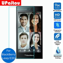UPaitou Safety Protective Film For RIM BlackBerry Leap Tempered Glass Screen Protector on Z20 STR100-2 STR100-1 Rio 4G Lte