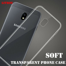 Buy LITBOY Transparent Soft TPU case Samsung Galaxy J3 J5 J7 2017 Soft silicon back cover case Samsung J330 J530 J730 simple for $1.59 in AliExpress store