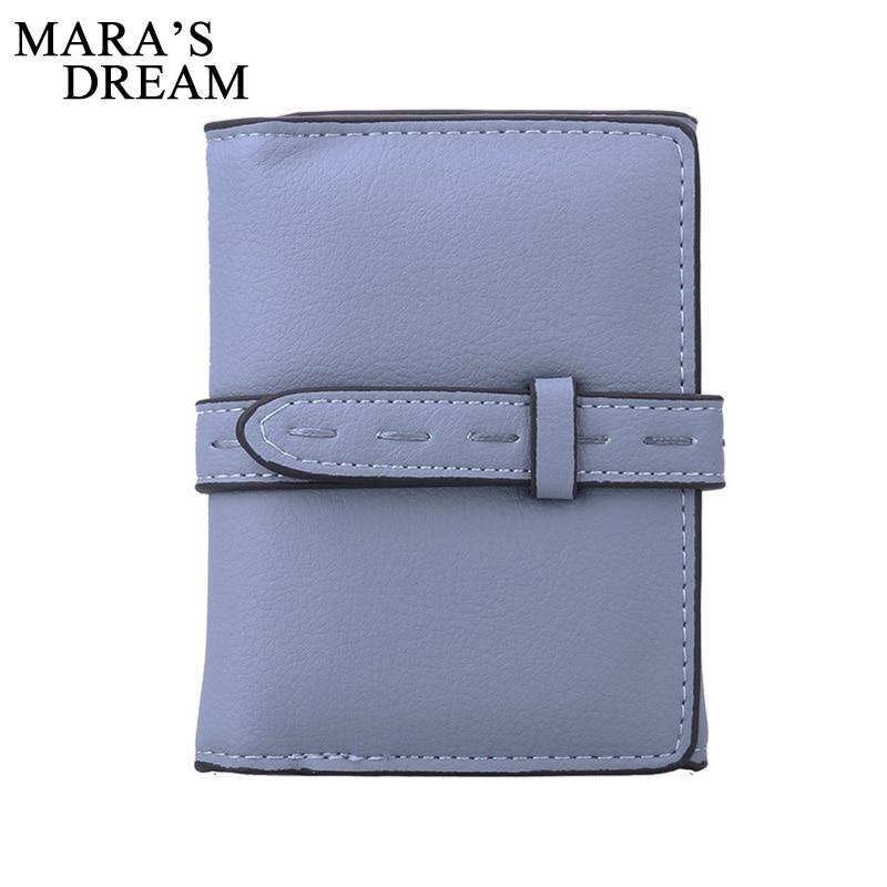Maras Dream Drawstring Nubuck Leather Women Wallet Retro Small Female Purse Carteras Mujer Femininas Short Wallet and Purse<br><br>Aliexpress