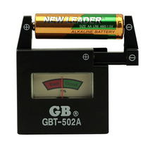 New GBT-502A 9V DC AA & AAA & N Cells Household Battery Tester Checker