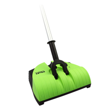 Fmart Electric Sweeper Swivel Cordless Drag Sweeping floor sweeper FM-007 house cleaning electric broom Barredora electrica(China)