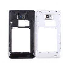 Middle Housing For samsung Galaxy S2 i9100 Middle Frame Back Bezel Repair Replacement Parts