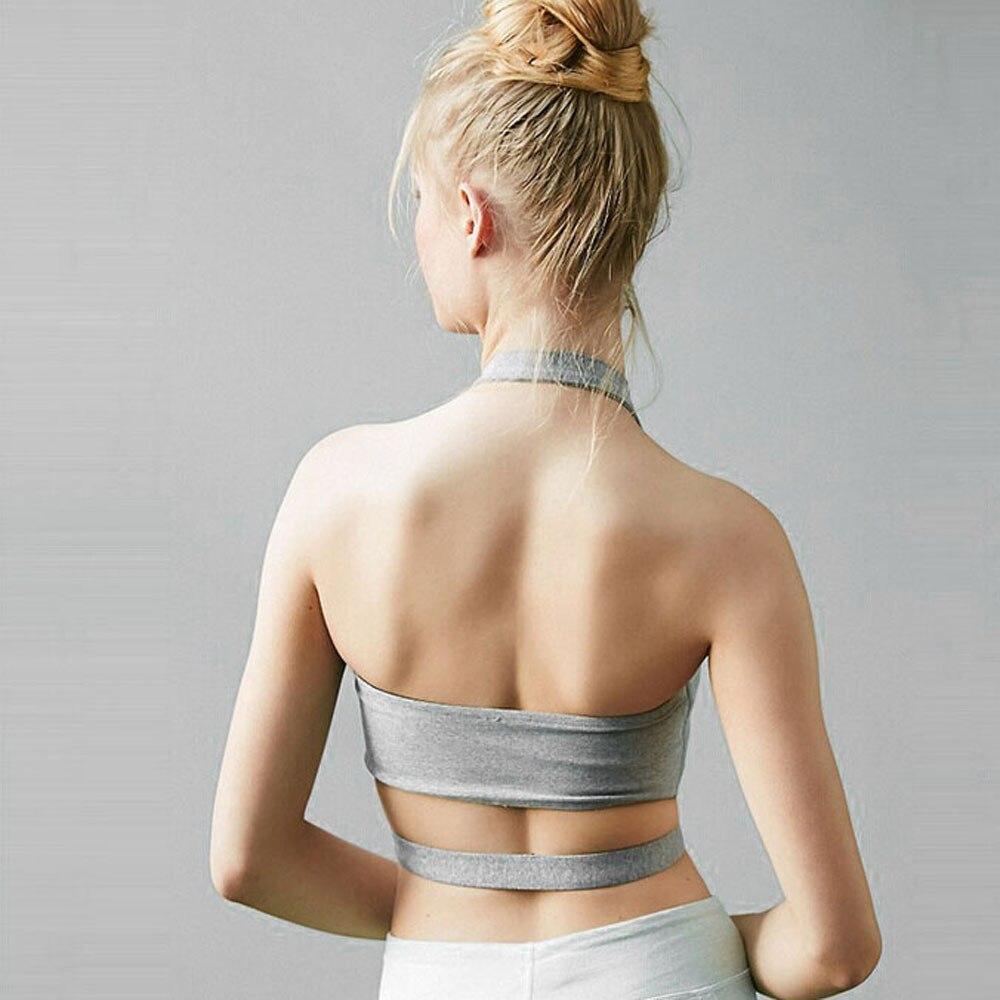 342230888e 2019 New Women S Sexy Sport Bra Athletic Yoga Top Fitness Running ...