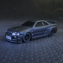 Freeshipping 1:64 Nissan Skyline GTR R-34 Nismo alloy car Fast & Furious toys for children kids toys gift