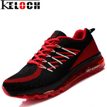 Buy Keloch New Spring Autumn Breathable Mens Running Shoes Cushion Flying Mesh Sneakers Men Outdoor Running Walking Sport Shoes for $26.99 in AliExpress store