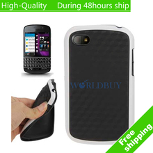 High Quality Pattern Background TPU Case Cover for Blackberry Q10