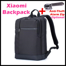 Buy Xiaomi Travel Business Backpack Anti-Theft Alarm Zip Zipper Head USB Charging Polyester 1260D Bags Men Women Laptop for $26.99 in AliExpress store