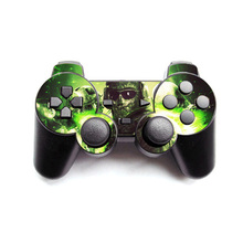 Call Of Duty Vinyl Skin Sticker Protector for Microsoft PS2 Wireless Controller Skins Stickers For PS2(China)