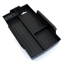 Car Glove Box Organizer Armrest Secondary Storage Center Console Tray For Toyota Camry 2012 2013 2014 2015
