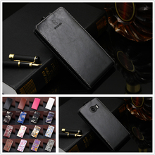 "TOP Luxury Leather Case For Prestigio Grace Z5 / Z 5 GraceZ5 5.3"" Cellphone Wallet Flip Cover Case Housing Mobile Phone Shell"