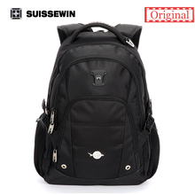 Suissewin Brand New Fashion Designer Laptop Backpack Large Capacity High Quality Outdoors Bag Swissgear Wenger Business Mochila