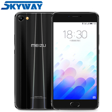 "Original MEIZU M3X 4G LTE Smart Phone Helio P20 Octa Core 5.5"" TDDI 1920x1080p 3GB RAM 32GB ROM 3200mAh Battery Mobile Phone(China)"