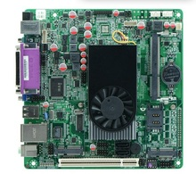 Atom D525 latest Tablet Pc Intel Industrial Motherboard Car PC Motherboard(China)