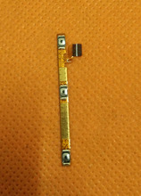 Used Original Power Button Volume Key Flex Cable FPC Elephone Vowney MTK6795 Octa Core 5.5 inch Free shipping