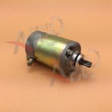9T Starter Motor For Chinese GY6 250CC JONWAY YY250 YY250T ATV Quad Touring Scooter Engine Parts Starter