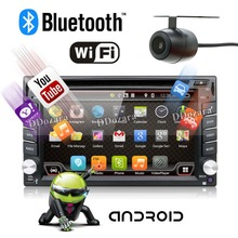 Quad Core radio car 2 din android 6.0 car dvd gps navigation car stereo radio car gps 3G Wifi Bluetooth 2 din Universal Player
