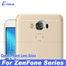 Back Camera Lens Tempered Glass For ASUS ZenFone 3S 3 Max Deluxe Laser ZS550KL ZC551KL ZE552KL ZE520KL ZS570KL ZC520TL ZC553KL(China)