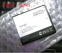 1800mAh new  high quality original TLi018D1 battery For  Alcatel one touch TLi018D1 mobile phone +track code