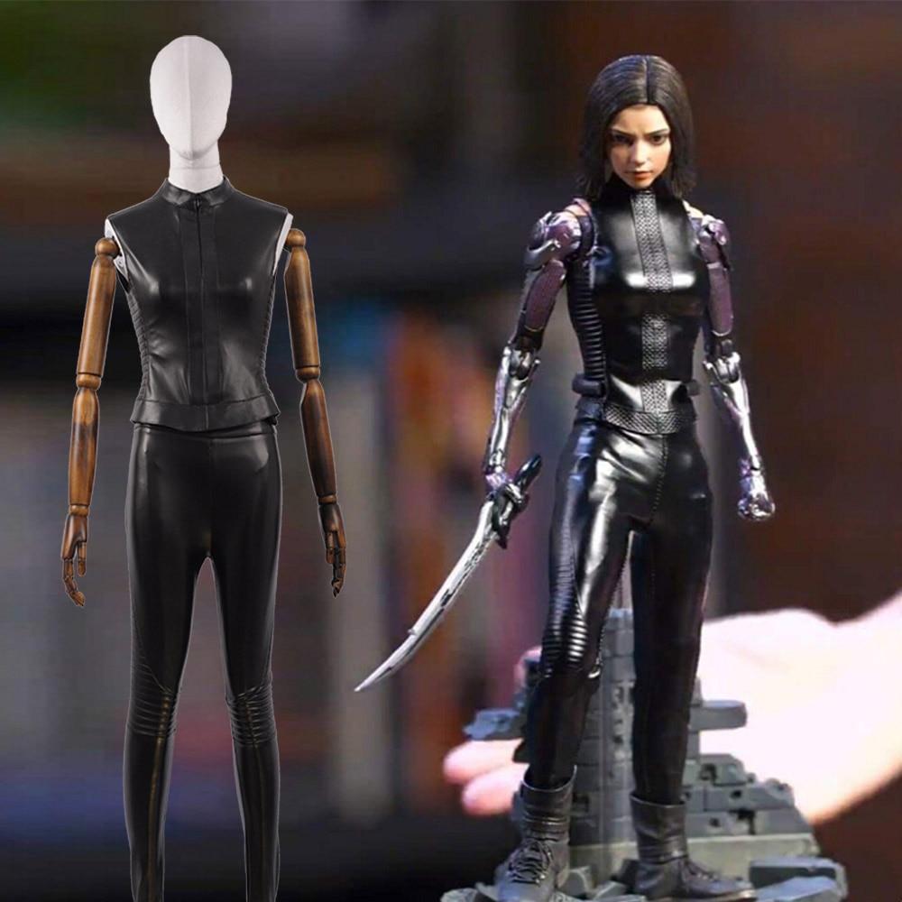 Movie Alita Battle Angel Acrylic Model Stand Figure Toy Desk Decor Cosplay Toy