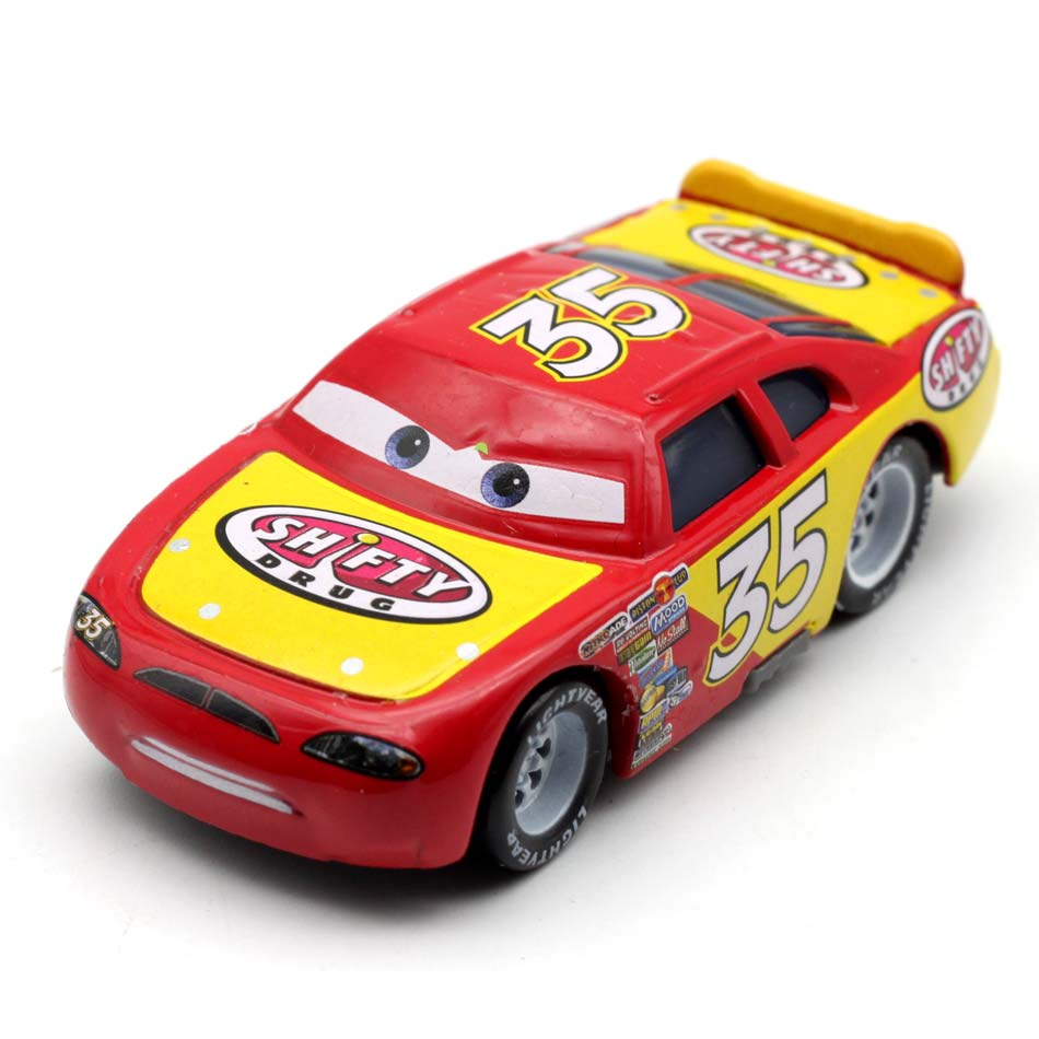 Pixar Cars NO.35 Gask-its Exclusive Diecast Metal Toy Car Children Gift 1:55 Loose New Stock