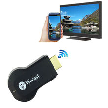 DOITOP Android Stick Wecast Dongle Miracast Screen Mirroring Satellite TV Receiver For IOS Android Phone Window Laptop PC(China)