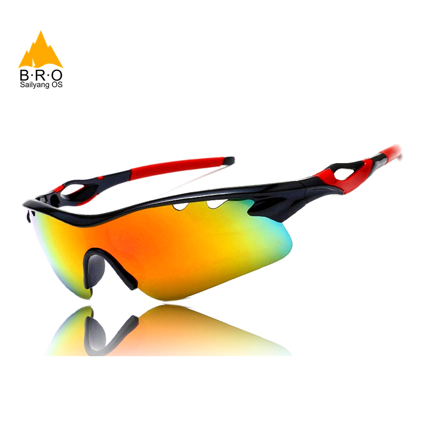 Men/'s Sport Cycling Bicycle Sunglasses Outdoor Goggles Driving Eyewear Glasses