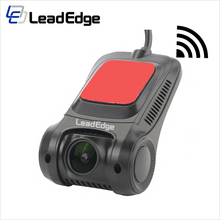 LeadEdge H3 Car DVR Novatek 96655 Sony IMX322 WiFi night vision 1080P Registrator Dash Camera video recorder Cam DVRs dashcam(China)