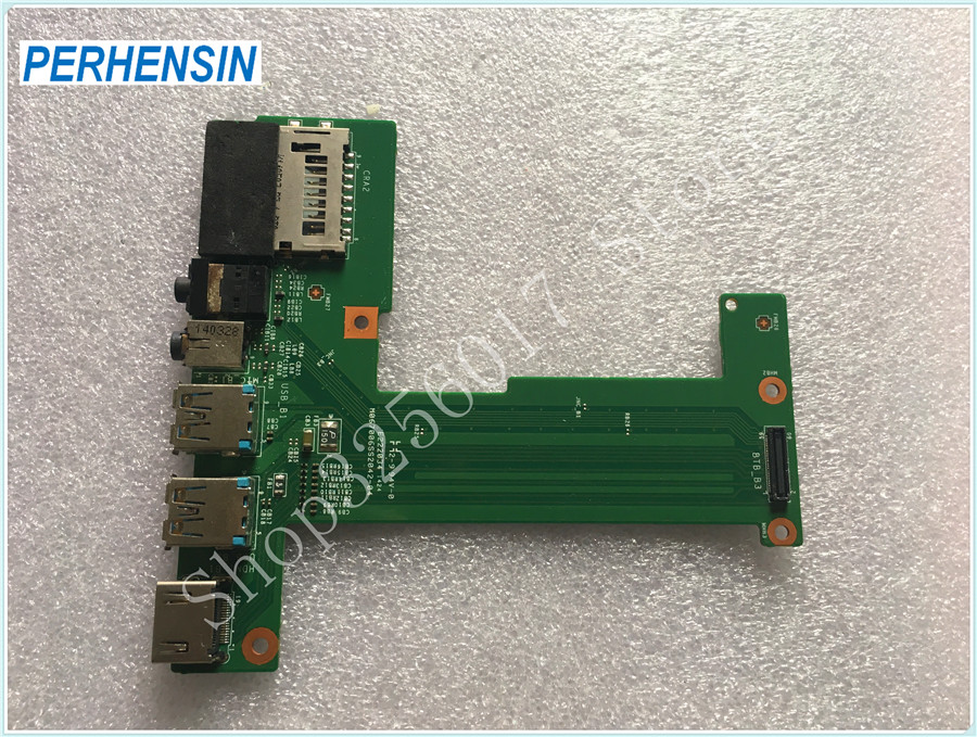 FOR MSI FOR GP70 MS-1758 Genuine HDMI Audio USB port print board MS-1758B<br>