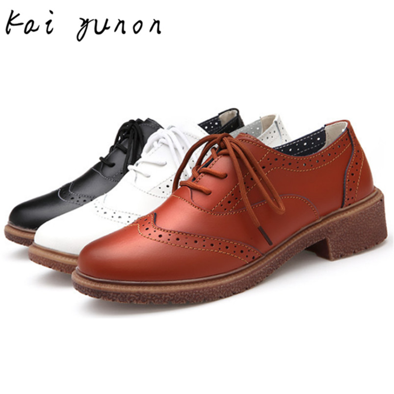 kai yunon  Spring New British Style Shoes Retro Shoes With Thick With Oxford Shoes Oct 11<br><br>Aliexpress