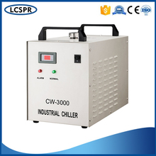 hot sell high quality CW3000 water chiller cooling laser tube for laser machine(China)