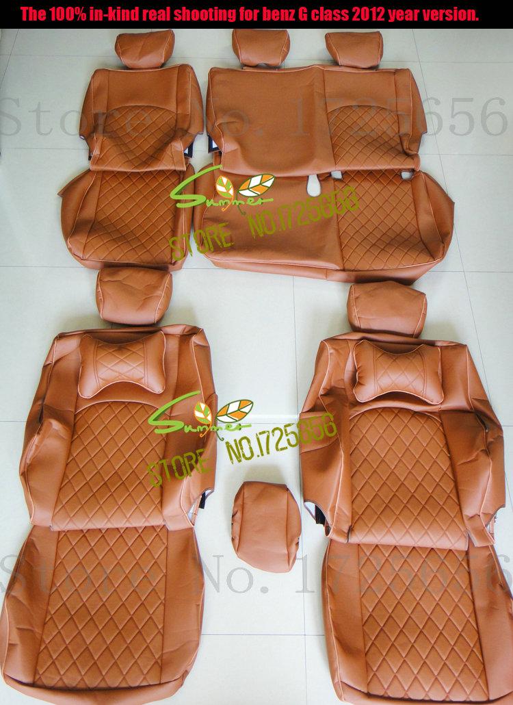 SU-AB024 car seat cover set cushion (1)
