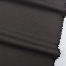 16628-26F, New listing! Monochrome linen fabric, plain weave fabric sewn textile fabric 140 cm, garment accessories.(China)