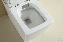 2016 Hot sale factory price Full-automatic self-cleaning intelligent square toilet