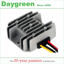 12V to 5V 24V to 5V 10A DC DC Converter Step Down 50W daygreen Newest Type CE Certificated