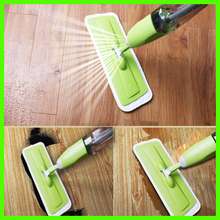 Lazy manufacturers selling water spray mop floor of wood of special large flat mop mop
