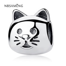 Popular Pandora Cat Charms Buy Cheap Pandora Cat Charms Lots From