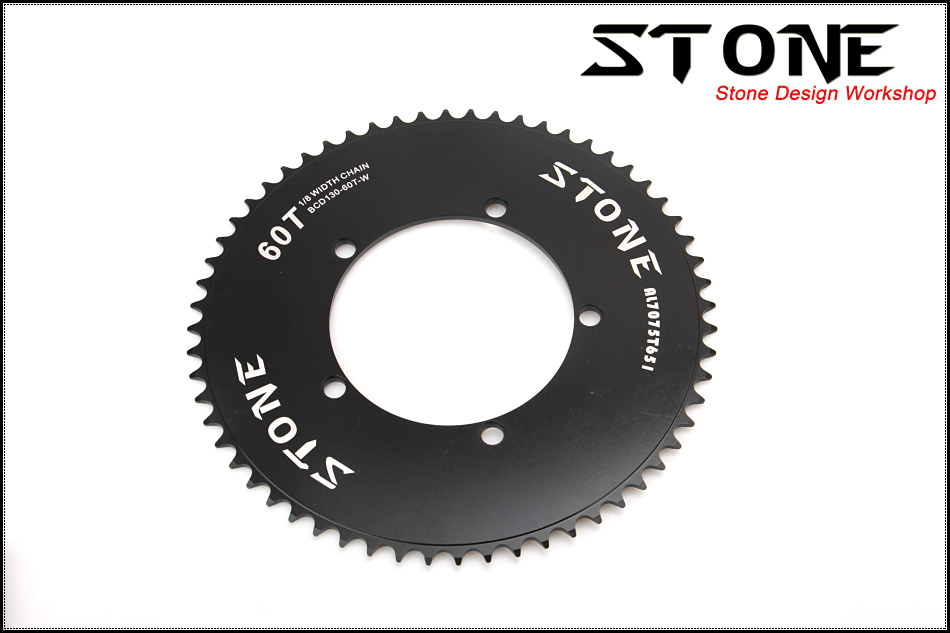 130BCD Narrow wide chainring Circle 1x System for Folding bike 50 52 54 56 58T
