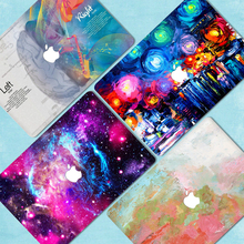 Top Sale Laptop Sticker Decal Skin Vinyl Cartoon Color Point Side A Sticker For Apple Macbook Pro/ Air 11 12 13 15 Inch(China)