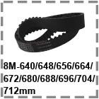 HTD8M640-712
