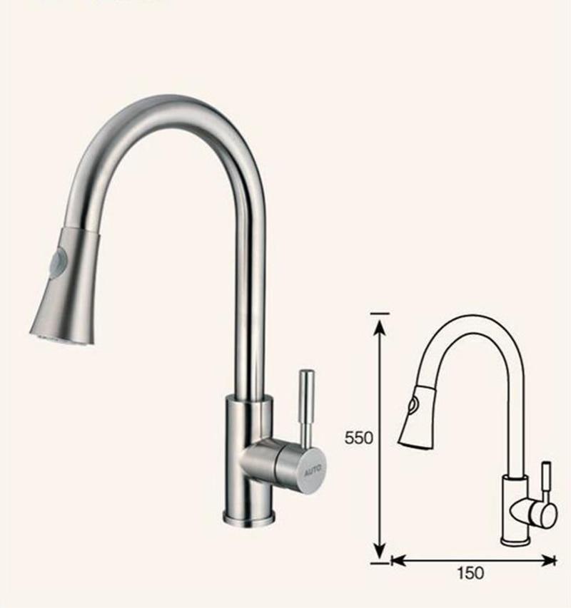Kitchen sensor touch tap (18)