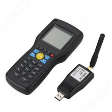 Original Heroje T5 Standard Wireless Barcode Scanner Distance up to 150M Data Collector Storage(China)