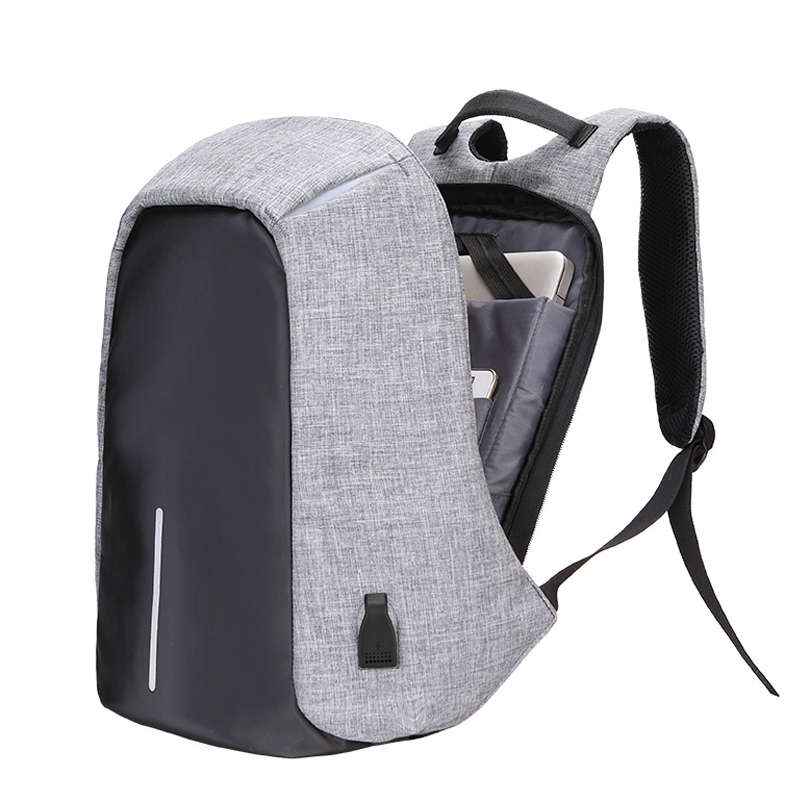 Anti-theft Backpack USB Charging Men Laptop Backpacks For Teenagers Male Mochila Luminous Waterproof Travel Backpack School Bag<br>