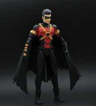 DC Direct Batman Super Hero RED ROBIN BLACK ACTION FIGURE ZX416(China)