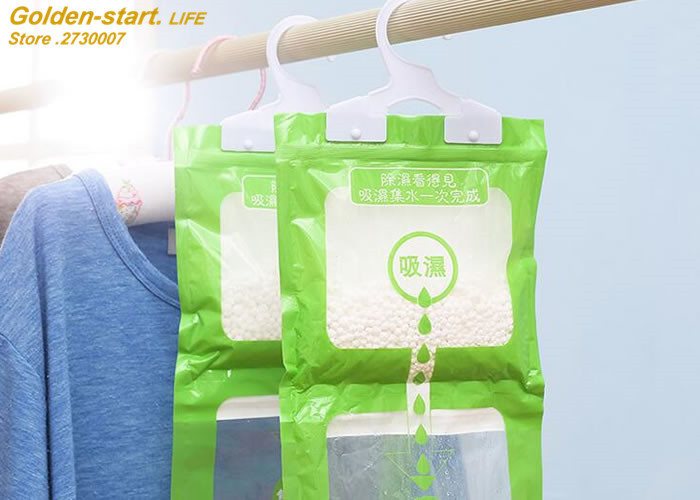 Hanging Drying Clothes  Dehumidify parts  Home Wardrobe  Dehumidifier Dry Bag Desiccant dehumidifier<br><br>Aliexpress